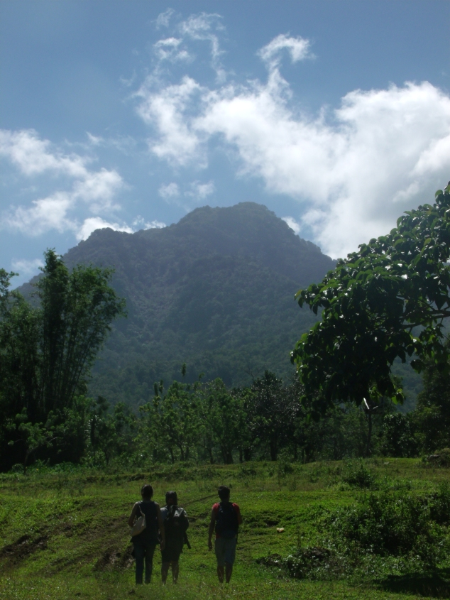 Mount Patag...I think